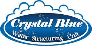 Crystal Blue Water Structuring Units Logo